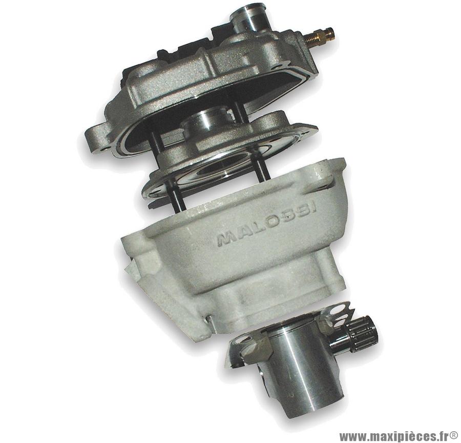 Kit cylindre Carenzi haut moteur NITRO SR50 MACH G JOG