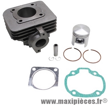 Kit cylindre piston type origine fonte : diametre 41 pour suzuki katana address ...