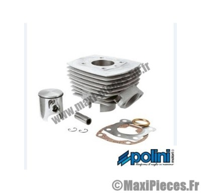 kit cylindre polini alu pour peugeot 103 air