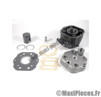 kit cylindre piston type origine fonte avec culasse pour moteur euro2 derbi senda drd x-treme x-race sm enduro gpr ...