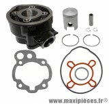 Kit cylindre piston type origine fonte pour am6: rs rx mx tzr dtr dtx xp6 xps x-limit power beta rr sm mrx rs2 smx spike hrd ...