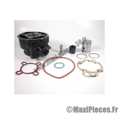 kit cylindre piston type origine fonte pour am6: rs rx mx tzr dtr dtx xp6 xps x-limit power beta rr sm mrx rs2 smx spike hrd ...