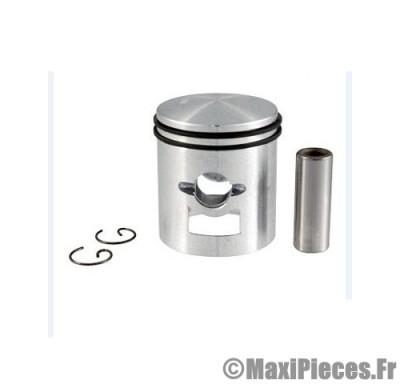 kit piston segment axe clips adaptable a l'origine pour peugeot 103