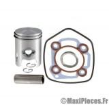 kit piston + pochette de joint adaptable a l'origine pour nitro aerox sr50 f12 ...
