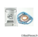 kit piston + pochette de joint adaptable a l'origine peugeot ludix 50 2temps one snake trend + vivacity nouveaux model