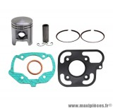 Kit piston + pochette de joint adaptable a l'origine peugeot jet force c-tech tsdi ludix blaster liquide