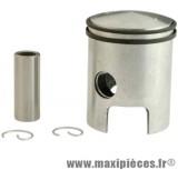 Kit piston segment axe clips adaptable a l'origine pour piaggio ciao px ...