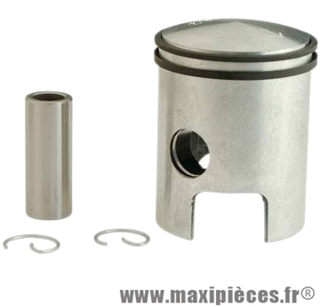 Kit piston segment axe clips adaptable a l'origine pour piaggio ciao px ...
