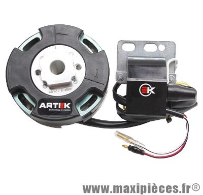 Allumage artek k1 rotor interne pour peugeot 103 spx rcx electronique...