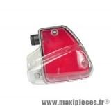 filtre a air transparent pour speedfight 1et 2 x-fight tkr metal-x looxor…
