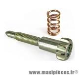 Prix spécial ! Vis de ralenti pour carburateur adaptable et dellorto phva + ressort