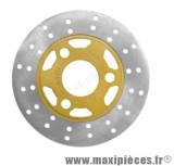 prix discount ! disque de frein avant ø 155mm adaptable mbk booster/yamaha bw's de 90 à 99