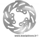 Disque frein tnt racing 3 trous Ø190mm universel