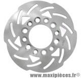 Disque frein tnt racing 3 trous Ø180mm universel df24