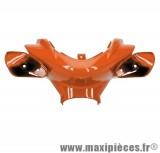 Déstockage ! Couvre guidon adaptable pour MBK nitro orange