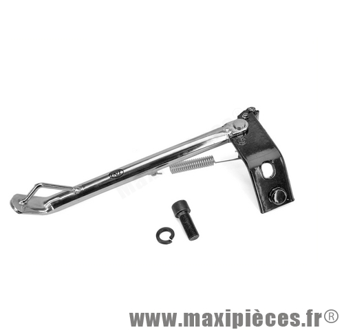 Bequille laterale mbk booster.
