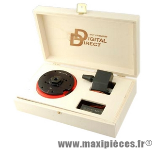 Allumage mvt digital direct pour ludix jet force... (DD10)
