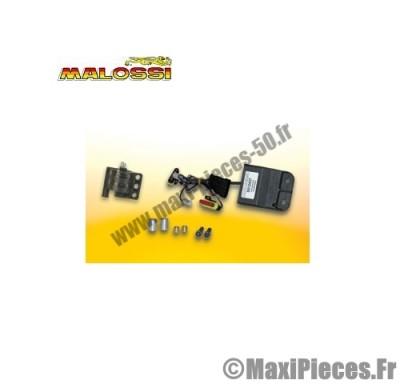 kit malossi digitronic boitier éléctronique et bobine pour malaguti f12 .