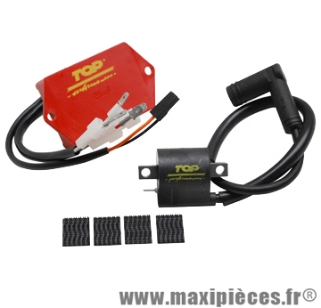 Cdi bobine top perf a avance variable am6 mbk x-power yamaha tzr peugeot xps xr6 rieju sr1 smx beta rr aprilia rs