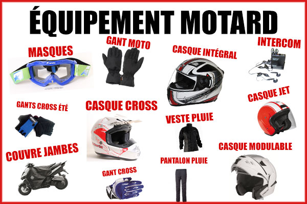 Sélection Black Friday - Equipement motard