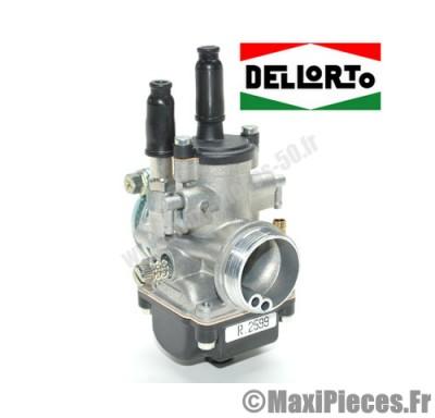 carburateur dellorto phbg 21 pour mob scoot et mecaboite