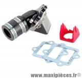 Boite a clapet tun r big valve pour carburateur diametre 17 a 21 pour mbk nitro ovetto yamaha neos aerox
