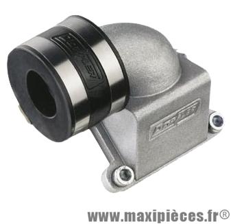 boite a clapet doppler s1r big valve pour carburateur diametre 17 a 21 mbk booster spirit next rocket naked stunt yamaha spy ng