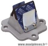 Clapet doppler s2r fibre renforcé: aprillia sr 50 mbk nitro ovetto mach-g malaguti f10 f12 f15 yamaha aerox neos ...