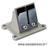 Clapet doppler er3 carbone : pour moteur euro2 derbi gpr senda drd sm 50 x-treme x-race gilera gsm ...