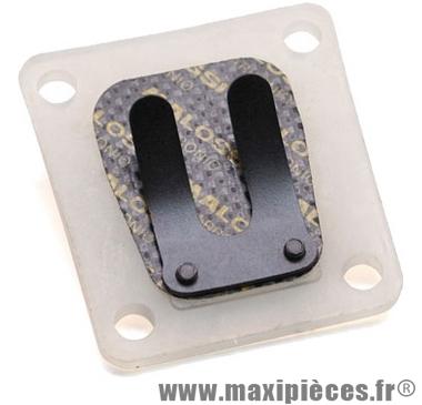 Clapet malossi carbone pour peugeot 103 vl1