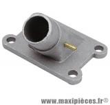 pipe admission 50cc doppler er2 de diametre 19 mm montage rigide: minarelli am6 aprilia rs rx 50 malaguti xsm xtm peugeot xp6 xps yamaha tzr ...