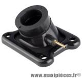 Pipe admission 50cc type origine pour moteur euro2 et euro3 derbi senda gpr fenix ...