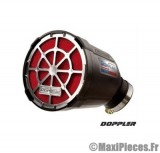 filtre a air doppler air system noir