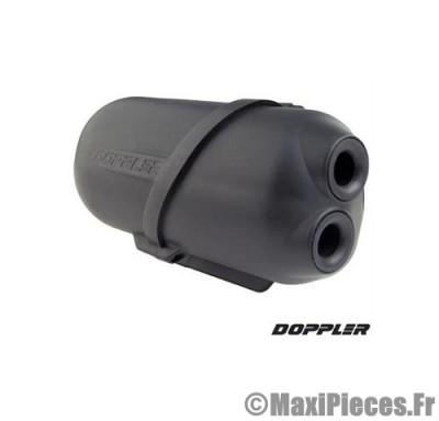 boite a air doppler air box noir pour moteur minarelli