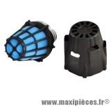 Filtre a air polini air box etanche bx ty coude 30 d32 phbg