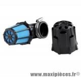 Filtre a air Polini air mini box étanche pm coude 90° Ø37 PHVA