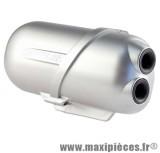 Boite a air doppler air box gris pour moteur piaggio