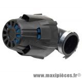Filtre a air polini air box etanche coude 90 d37 phva