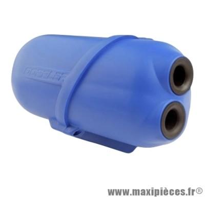 boite a air doppler air box bleu pour moteur piaggio
