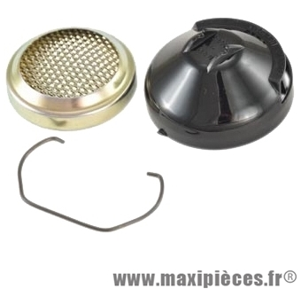 Filtre a air adaptable dellorto pour carburateur SHA 15/15