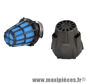 Filtre a air polini air box etanche bt coude 30 d37 phva