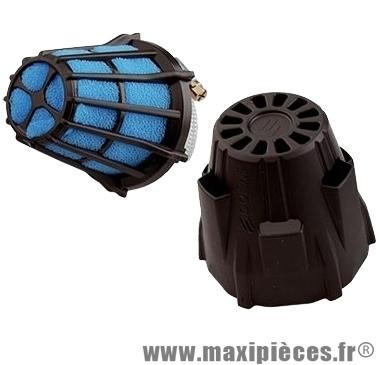 Filtre a air polini air box etanche 50 droit d37 phva