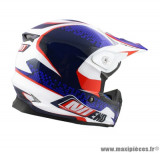 Casque moto cross NoEnd Defcon by OCD Tx696 taille XS (T53-54) style patriot