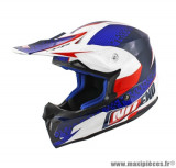 Casque moto cross NoEnd Defcon by OCD Tx696 taille L (T59-60) style patriot