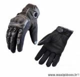 Gants moto hiver Steev Moscova 2018 taille L (T10) couleur noir
