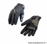 Gants moto hiver Steev Oural 2018 taille L (T10) couleur noir