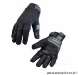 Gants moto hiver Steev Istra 2018 taille S (T8) couleur noir