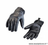 Gants moto hiver Steev Narva 2018 taille L (T10) couleur noir