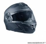 Casque modulable Trendy 18 T-701 R-Zone taille L (T59-60) couleur noir/blanc mat