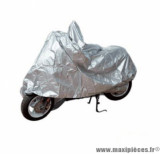 Housse de protection étanche Steev taille L pour scooter / moto (229x99x124cm)